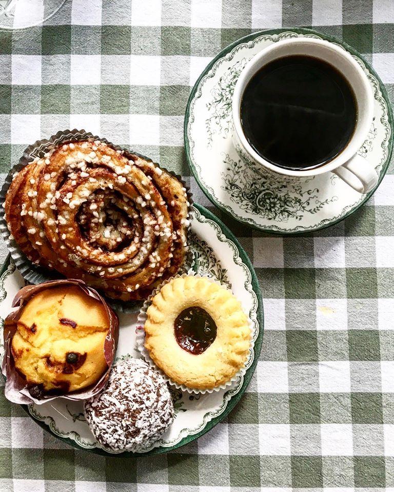 Tallhyddans café Alingsås